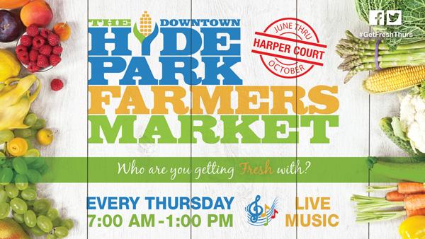 Hyde Park Farmers Market 2017