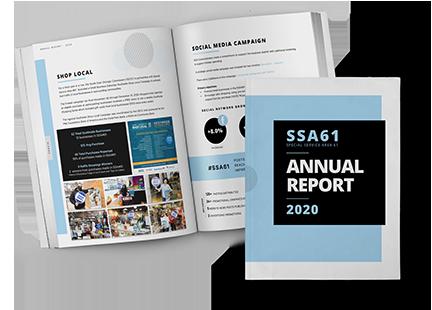 SSA61 Annual Report 2020
